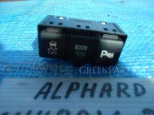 Кнопка на Toyota Alphard ANH20W 2AZ-FE