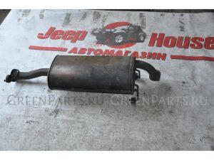 Бочка глушителя на Toyota Land Cruiser Prado KZJ90, KZJ95 1KZ
