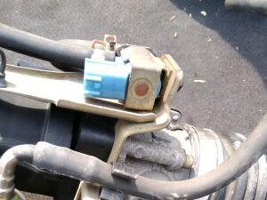 Дроссельная заслонка на Nissan Serena TNC24 QR20DE