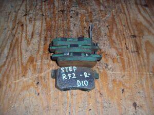 Тормозные колодки на Honda Stepwgn RF2 B20B