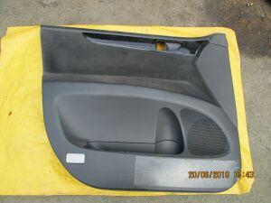 Обшивка дверей на Toyota Ipsum ACM21