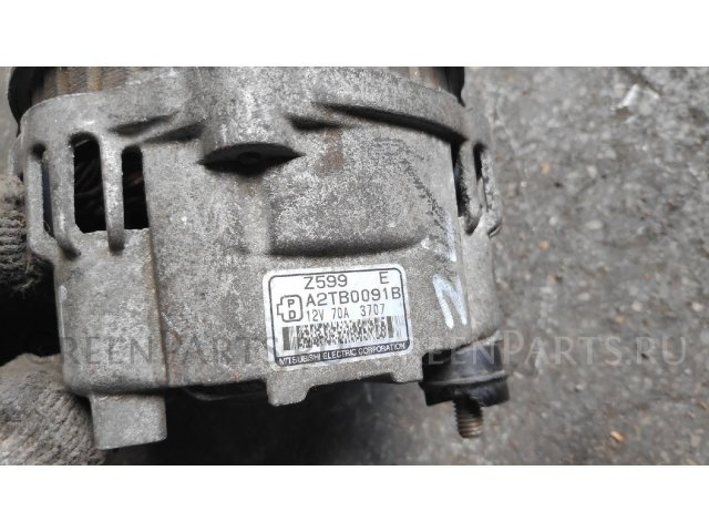 Генератор на Mazda Familia BJ5P ZL A2TB0091B
