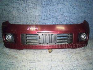 Бампер на Nissan Elgrand E51 VQ35DE .021714