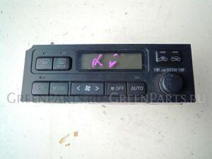 Блок управления климат-контролем на Toyota Mark II JZX100 1JZGE 255912210