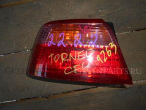 Стоп на Honda Torneo CF4 1263