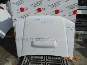 Капот на Subaru Forester SG5 291