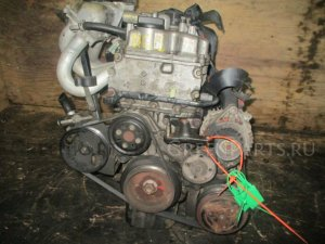 Двигатель на Nissan Almera N16 QG15DE б/н