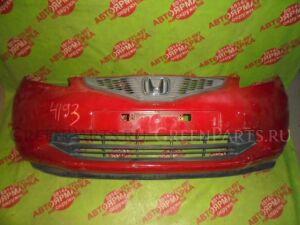 Бампер на Honda Fit GE6 4193