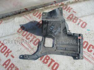 Защита двигателя на Honda Ascot CB3