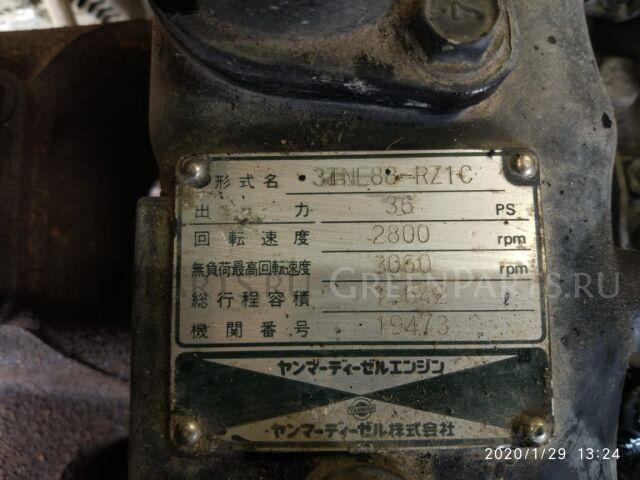 Двигатель 3tne88 Yanmar