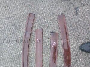 Ветровики комплект на Nissan Wingroad Y12