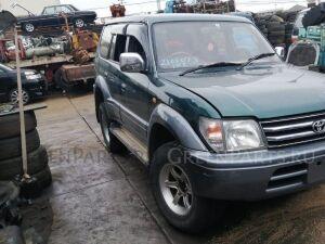 Капот на Toyota Land Cruiser Prado KZJ95 1KZ-TE