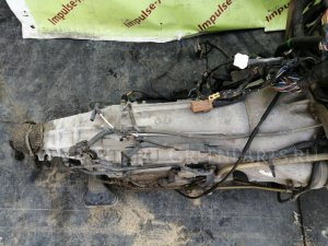 Кпп автоматическая на Nissan Laurel HC35 RB20DE RE4FO1B RC43