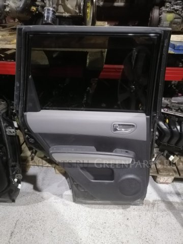 Дверь на Nissan X-Trail NT31 MR20DE H210A-JG0MA