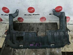 Защита двигателя на Honda Fit GD1 141