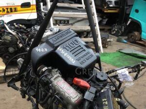 Двигатель на Mitsubishi PAJERO JR H57A 4A31