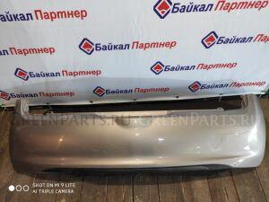 Бампер на Nissan March AK12