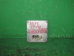 Блок управления efi на Toyota Caldina ST191 3S-FE 89661-2D590