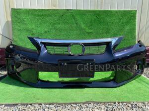 Бампер на Lexus CT200h ZWA10 черный 212