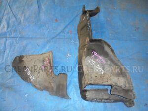 Защита двигателя на Honda Prelude BA5 B20A