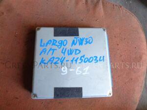 Блок efi на Nissan Largo NW30, W30 KA24DE 237106C900