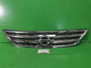 Решетка радиатора на Nissan Presage U31