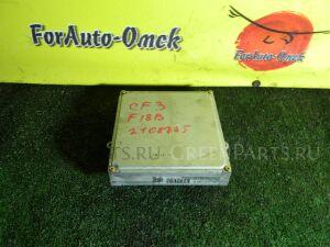 Блок управления efi на Honda Accord CF3 F18B 37820-PCC-903
