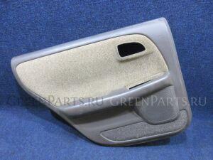 Обшивка дверей на Toyota Mark II GX90 1GFE