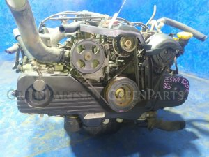 Двигатель на Subaru Forester SG5 EJ202 EJ202, 10100BB840