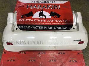Бампер на Nissan Note NE11, ZE11, E11 HR15DE, HR16DE, CR14DE, XH1, K9K