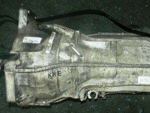 Кпп автоматическая на Audi Q7 бензин