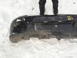 Бампер на Peugeot 308 4E