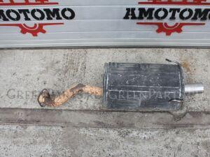 Глушитель на Honda CR-V RD5 K20A