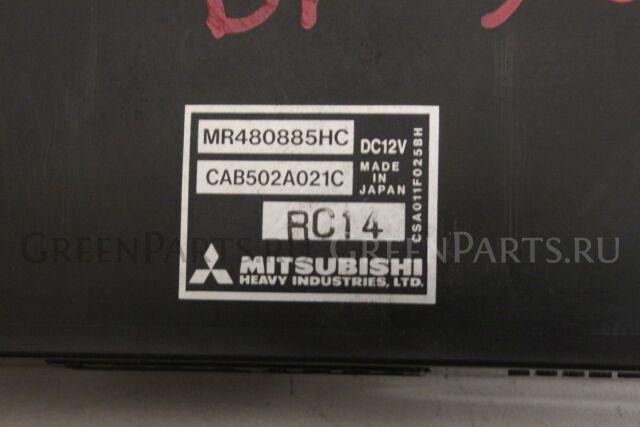 Блок управления климат-контролем на Mitsubishi Airtrek CU4W 4G64