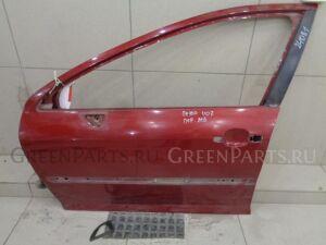 Дверь на Peugeot 407 2004-2011
