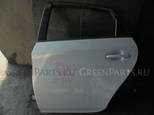 Дверь на Toyota Prius ZVW30 2ZR-FXE