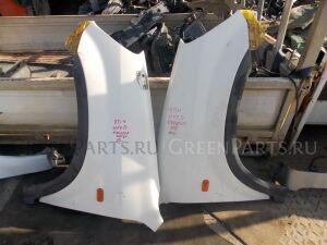 Крыло на Honda CR-V RD4 K20A