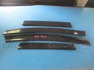 Ветровики комплект на Honda Fit Shuttle GP2 LDA