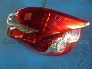 Стоп-сигнал на Nissan Tiida C11 HR15