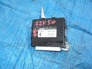 Электронный блок на Toyota Vista ZZV50 1ZZFE