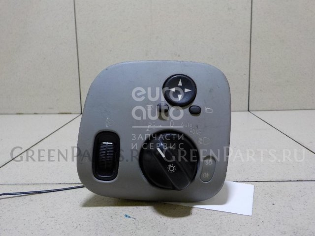 Переключатель света фар на Mercedes Benz W203 2000-2006 2035451404