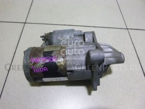 Стартер на Nissan Tiida (C11) 2007-2014 N5211089