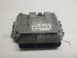 Блок управления двигателем на Opel Zafira B 2005-2012 55198922
