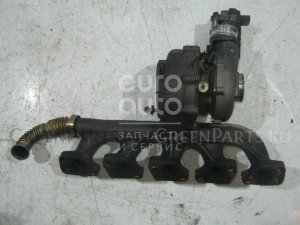 Турбокомпрессор на Volvo C30 2006-2013 8603737