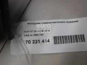 Моторчик стеклоочистителя на Audi Q7 [4L] 2005-2015 4L1955119A