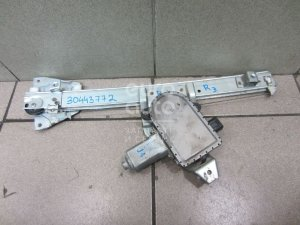Стеклоподъемный механизм на Mitsubishi pajero/montero iii (v6, v7) 2000-2006 MR523514