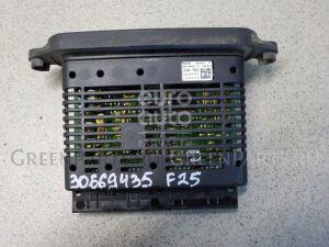 Блок управления светом на Bmw x3 f25 2010-2017 63117316214