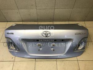 Крышка багажника на Toyota Corolla E15 2006-2013 6440112B50