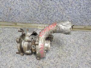 Турбокомпрессор на Opel Vivaro 2001-2014 8200091350