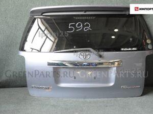 Дверь 5-я на Toyota Corolla Rumion NZE151 1NZFE